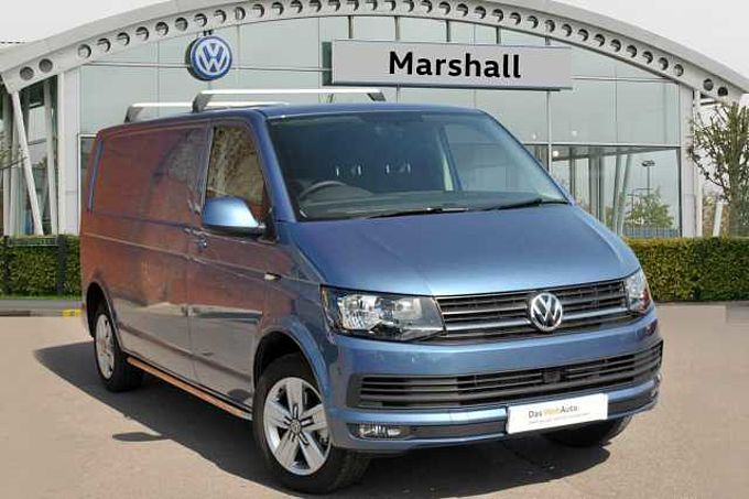 Volkswagen Transporter T32 Highline Panel Van LWB 2.0 TDI 150 BHP Manual